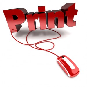 Online print