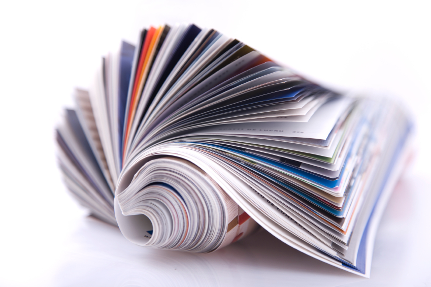 content marketing strategy with print