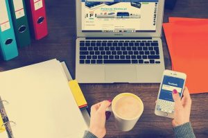 Web content writing for SMEs